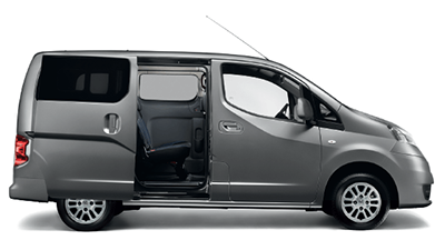 new nissan nv200 combi wiltshire platinum nissan. Black Bedroom Furniture Sets. Home Design Ideas