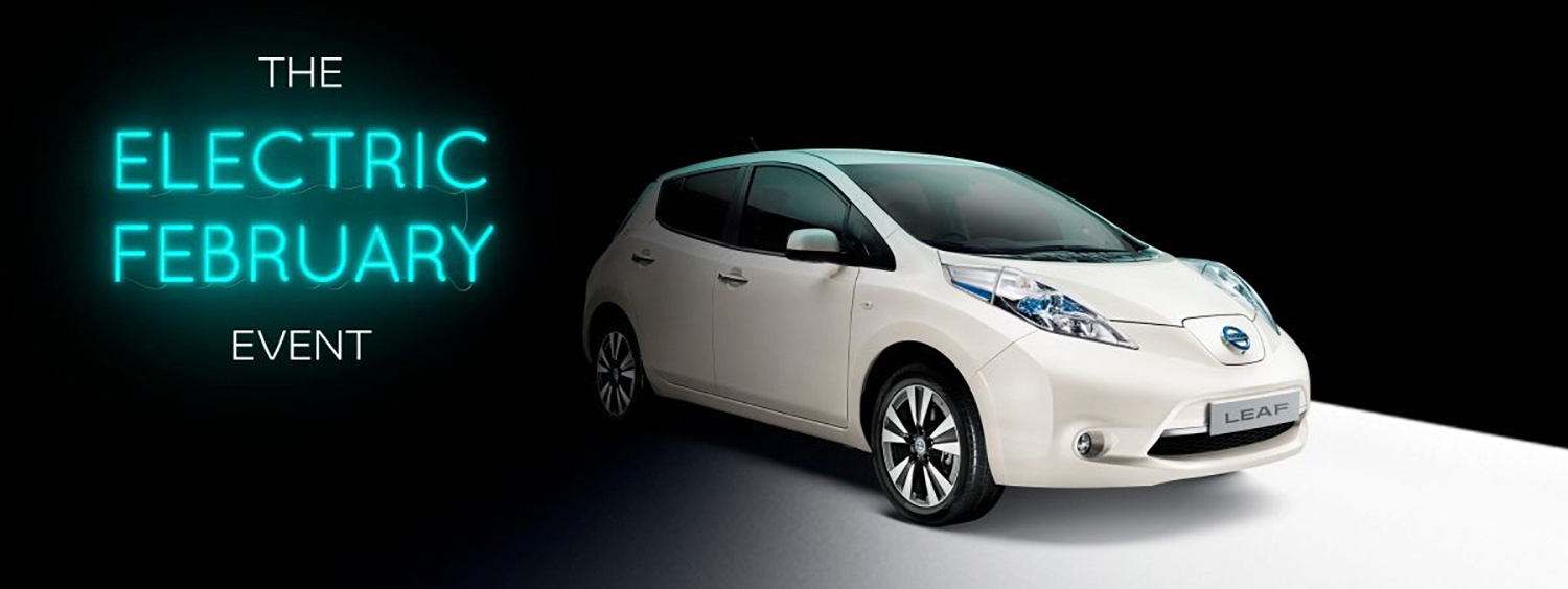 Platinum Nissan Electric February Event