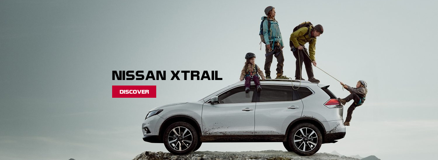 Discover the Nissan X-Trail
