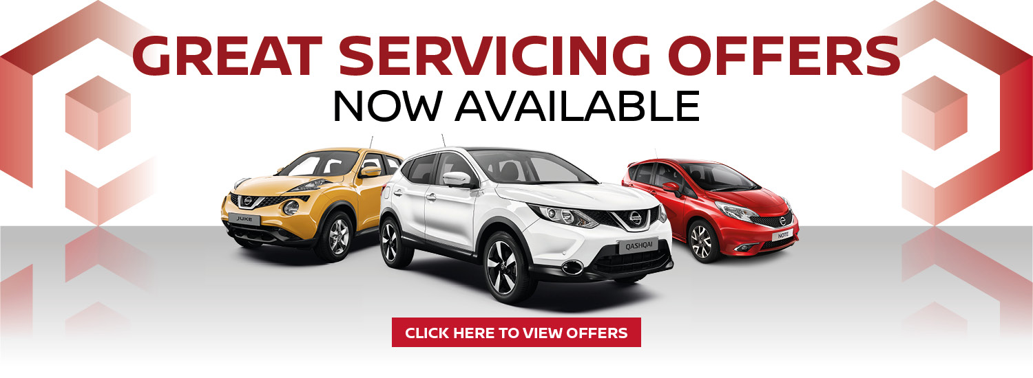 Platinum Nissan Servicing